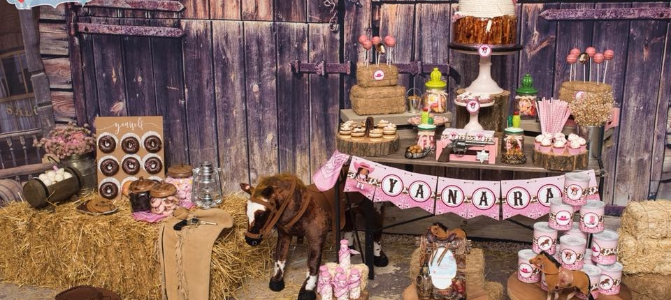 mesa dulce vaquera